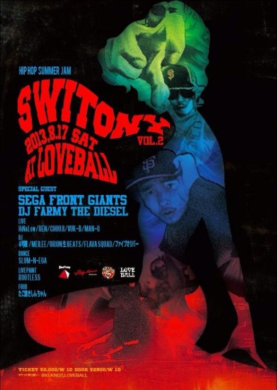 SWITONY vol.2